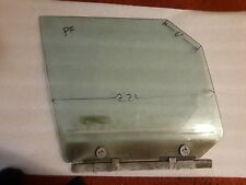 1980-1989 Lincoln Town Car Towncar Passenger Right front window glass OEM