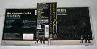Queen + Paul Rodgers - The Cosmos Rocks / JAPAN CD (2008, TOCP-70615, Promo)