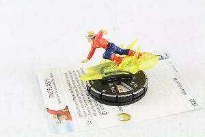 Heroclix DC 10th Anniversary The Flash 018 Rare