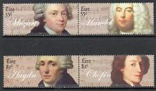 IRELAND MNH 2009 SG1971-1974 CLASSICAL COMPOSERS SET OF 4
