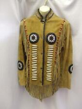 Cowgirl Jacket ~ Suede ~ Size 12 ~ Native American ~ Annie Oakley ~ Western ~