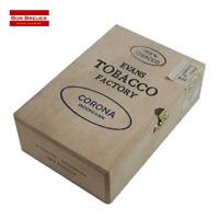 Tobacco Factory Corona Indonesian, 100% Tabak, 10 Zigarren