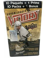 2008-09 Hockey Upper Deck -Victory- Blaster Box. NEW Factory Sealed! 🔥 🔥