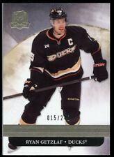 2011-12 Upper Deck The Cup Ryan Getzlaf Jersey Number 15/249