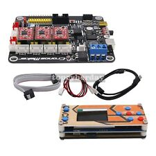 Grbl Laser Controller Board 3axis Stepper Motor Usb Driver Board 18 Lcdcable