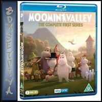 MOOMINVALLEY COMPLETE SERIES 1 - FIRST SEASON **BRAND NEW BLU-RAY ***