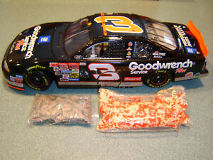 Dale Earnhardt Sr #3 GM Goodwrench No Bull 76th Win 1:24 NASCAR 2000 Action