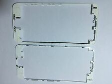 New Replacement Plastic Frame Bezel For Iphone 6 LCD Screen White With Hot Glue