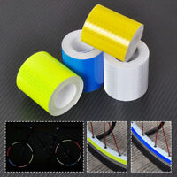 5cm Reflective Tape Safety Warning Conspicuity adhesive tape Film Sticker