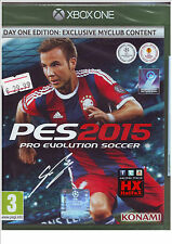 Konami XONE - Pro Evolution soccer PES 2015