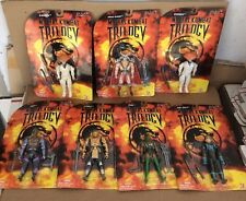 1996 Toy Island Mortal Kombat Trilogy 7 Figure Complete Set Lot *SEE PICS*