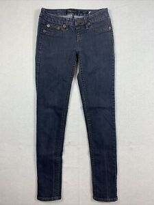 Details about  /YMI Jeans Women/'s Ladies pants Denim Size 0 INDI Indigo Blue Jeans NWT NEW