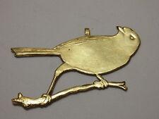 Christbaumschmuck Dresdner Pappe Weihnachtsschmuck Vogel Bird Meise Figur  151a