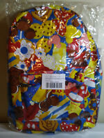 Disney Parks Exclusive FOOD ICONS Backpack IN HAND - NEW