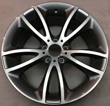 """New Genuine BMW 528i 535i 550i 640i 650i V-Spoke 366 19"""" Wheel Rim 36116794690"""