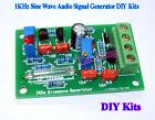 DC 9V~12V 1KHz Sine Wave Audio Signal Generator Signal Source DIY Kits