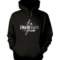 Linkin Park - Smoke Logo Official Licensed Pullover Hoodie