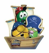The Pirates Who Don't Do Anything-A VeggieTales Movie: Books in a Boat, Big Idea