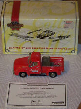 Matchbox Collectibles 1953 FORD F-100 PICKUP -CUSTER DRY GOODS