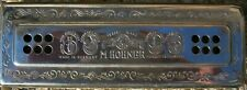 Vintage Harmonica M. Hohner Echo Harmonica Double Sided C/G Made in Germany