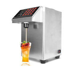 Syrup Dispenser Machine Automatic Fructose Dispenser for milktea shop restaurant