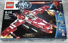 Star wars Lego Republic Striker-class Starfighter - 9497 bnib ~ neuf scellé ~