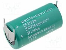 Battery: lithium; 3V; 2/3A,2/3R23; 3pin; 1500mAh; non-rechargeable[1 pcs]