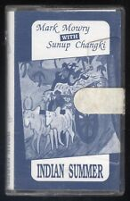 MARK MOWRY - INDIAN SUMMER - CHRISTIAN FOLK MUSIC - CASSETTE TAPE 1980s