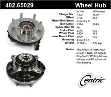 Premium Axle Bearing & Hub Assembly fits 2010-2010 Ford Expedition Expedition,F-