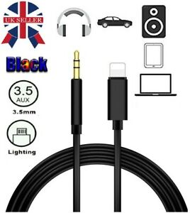 Charge to Aux Male Jack 3.5mm Audio Adapter Cable for iPhone7 8 11 12Pro X XSMAX