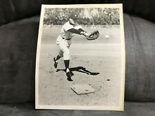 #MISC4061 19?? vintage MLB baseball wire photo - JERRY COLEMAN - YANKEES