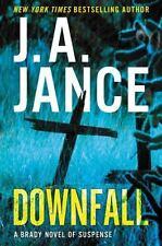 """HC-J A Jance: """" Downfall"""".."""