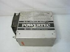 9114 Powertek D.C. Power Supply Unit 9N5-150-17A Untested FREE Shipping Cont USA