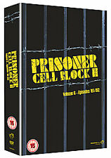 PRISONER CELL BLOCK H -.V NEW REGION 2 DVD