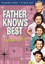 Father Knows Best: Season Four (DVD, 2010, 5-Disc Set)