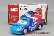 "Tomica Tomy Disney Pixar ""CARS 2"" C-19 Raoul Caroule"