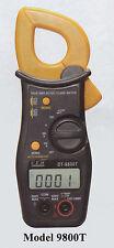 Dt-9800T True Rms 600A Ac/Dc Current Voltage Capacitance Resistance Clamp Meter