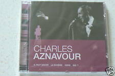 L'ESSENTIEL (BEST OF)  - AZNAVOUR CHARLES (CD)   NEUF SCELLE