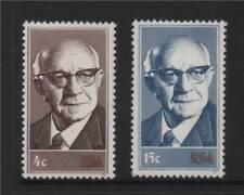 Sudafrica 1975 Presidente Diederichs Sg 376/7 Mnh