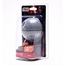 Star Wars Mini Death Star 3D FX LED Nuit Lumière Lampe Maison Décor Plastic