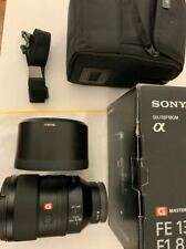 Sony FE 135mm f/1.8 GM Telephoto Lens