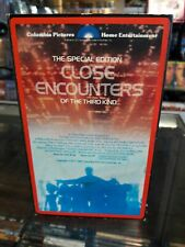 Close Encounters Of The Third Kind Beta (Used) b1 Columbia betamax Not Vhs