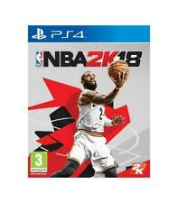 NBA 2K18 (Sony PlayStation 4, 2016)