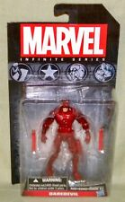 """DAREDEVIL Marvel Universe Infinite 2015 Wave 5 3.75"""" Action Figure Classic Red"""