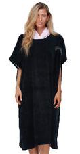 Billabong Throwbacks Hooded Towel Ladies in Black
