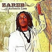 Zareb - Authentic Love (CD 2013) NEW/SEALED