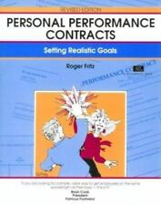 Personal Performance Contracts, Revised Edition: Setting Realistic Goals A Fift