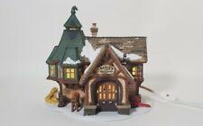 New In Box Department 56 Dickens Village Bayly's Blacksmith Christmas Nib