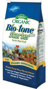 Espoma Organic Bio-Tone Plus Plant Starter 4 Pounds