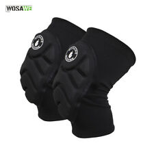 Adults One Pair Cycling Elbow Pads MTB Bike Skateboard Support Guard Elbow Brace